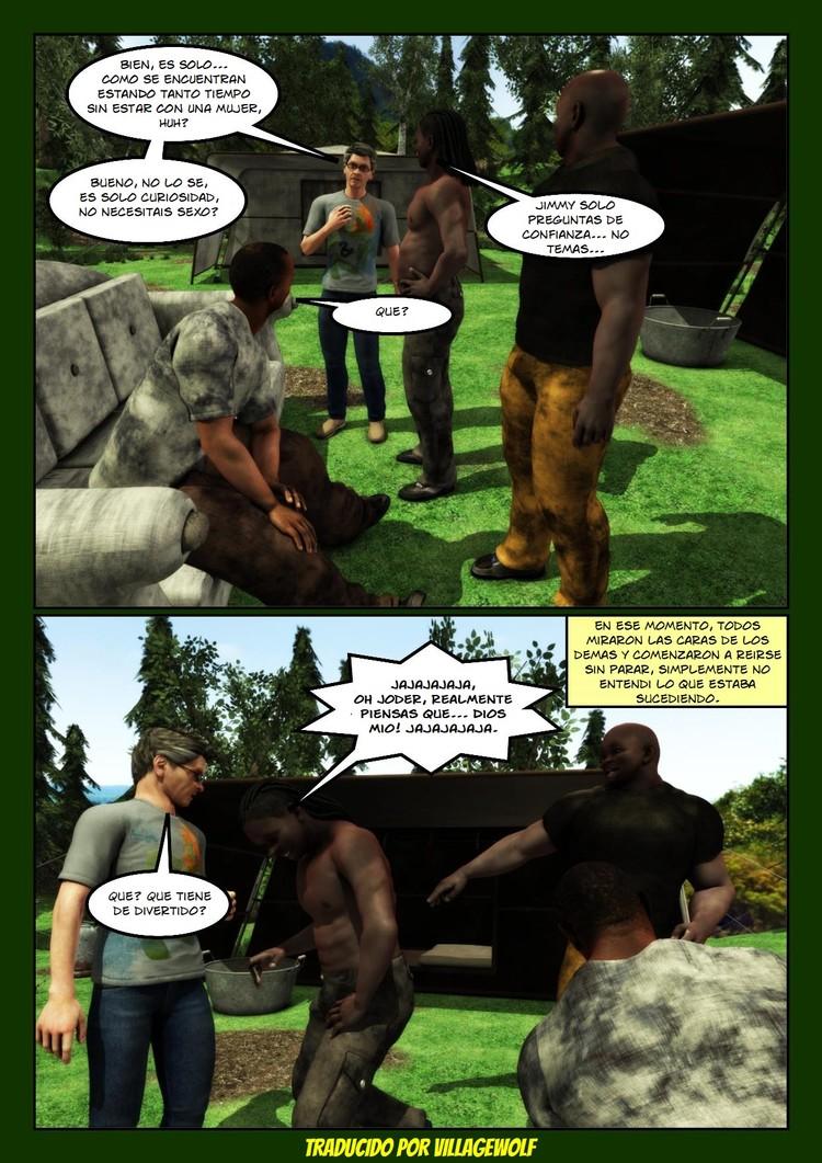 Moiarte3d comic