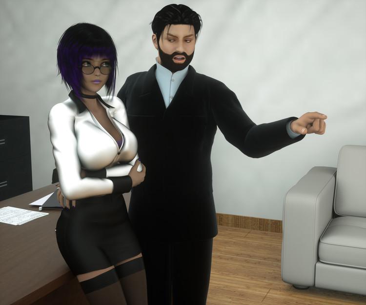 ver secretaria caliente