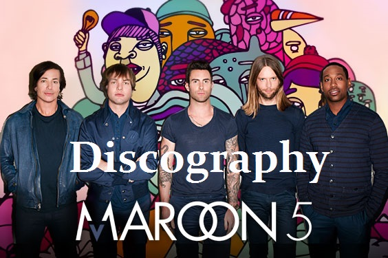 Maroon 5 - Discography (Discografia) (2019) .mp3 -256/320 Kbps