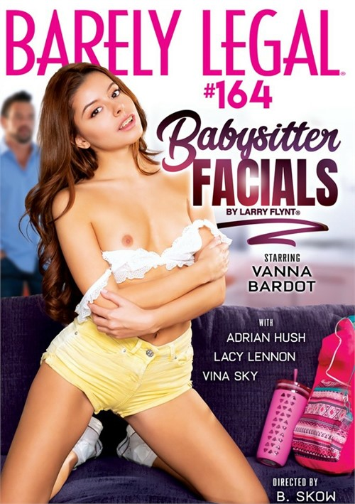 Barely Legal 164: Babysitter Facials (2019/SD/480p/1.78 GB)