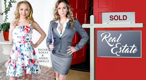 Angel Smalls, Rachel Roxxx - Real Estate (2019/FullHD)