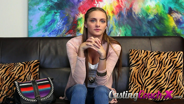 Kennedy Nash - Casting Couch (CastingCouch-X) FullHD 1080p