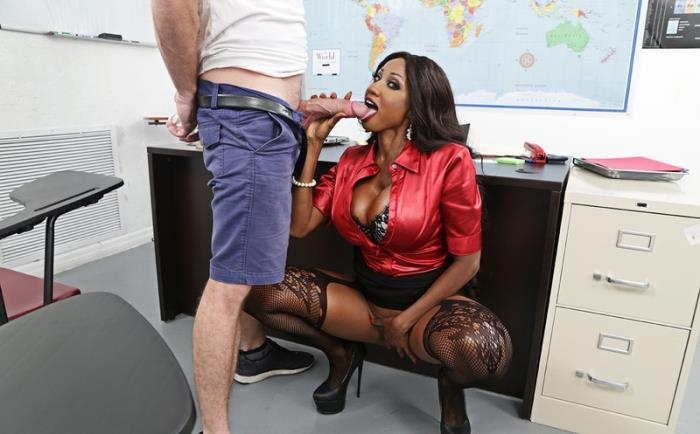 Diamond Jackson ~ My First Sex Teacher ~ NaughtyAmerica ~ SD 360p