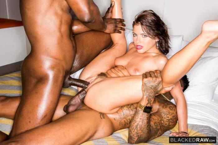 BlackedRaw: Adriana Chechik - Double Dose [2K UHD 2160p] (8.36 Gb)