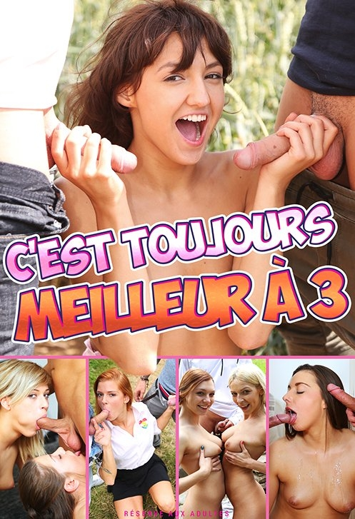 Amater - Cest toujours meilleur a 3 (Cesttoujours/FullHD/1080p/4.83 Gb) from Rapidgator