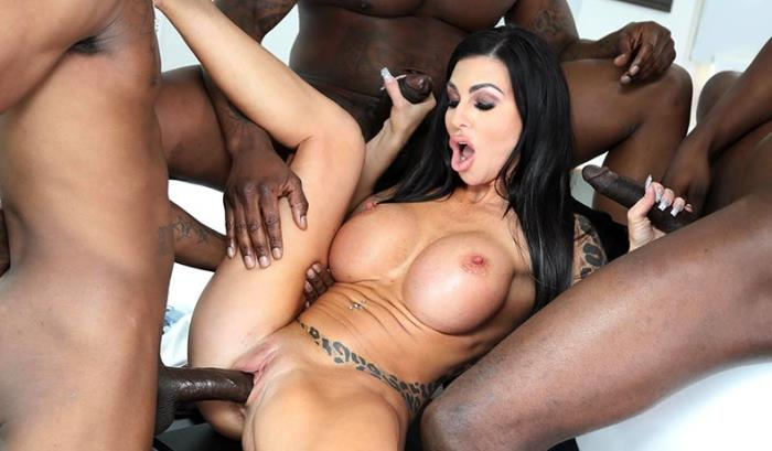 BlacksOnBlondes/DogFartNetwork - Melissa Lynn - 3 on 1 (FullHD 1080p)