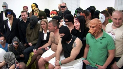 Czechav - Amateurs - Czech gangbang [HD 720p]