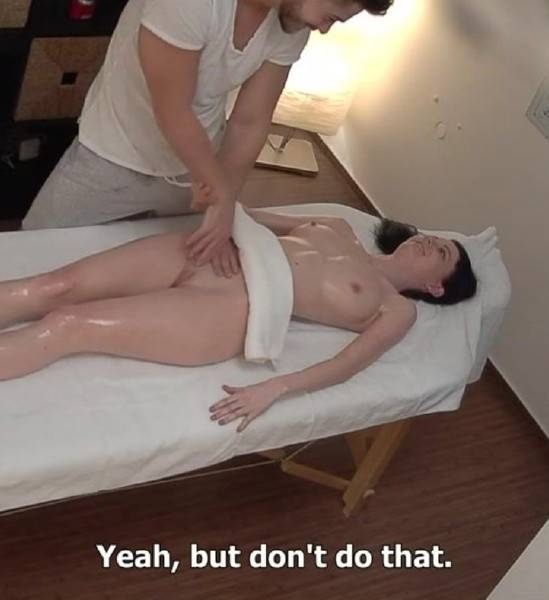 Amateurs - Czech Massage 382 [FullHD 1080p] - Czechav