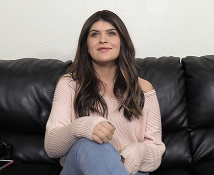 Casting Couch Anal Threesome