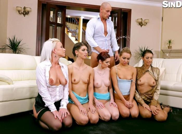 "Kitty Jane, Victoria Puppy, Susan Ayn, Kate Gold ""The Bald and The Beautifuls"" ... Dont Miss This Piss!  SinDrive [HD 720p]"