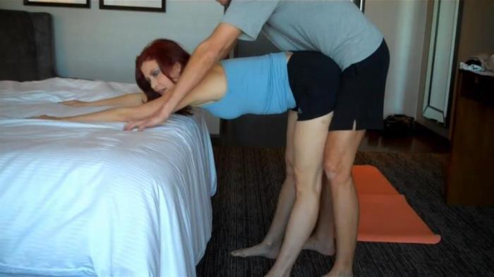 Various Actris - Yoga Lesson [HD 720p] - Clips4Sale