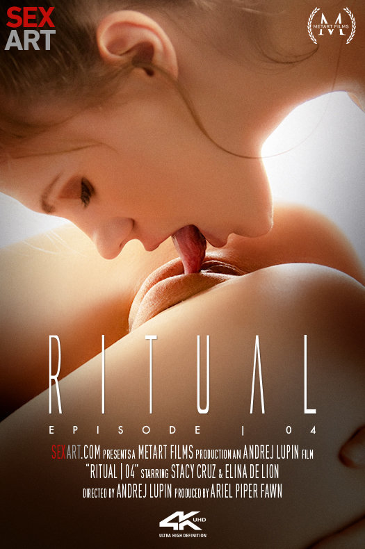 Elina De Lion, Stacy Cruz - Ritual 4 [FullHD 1080p] - SexArt/MetArt