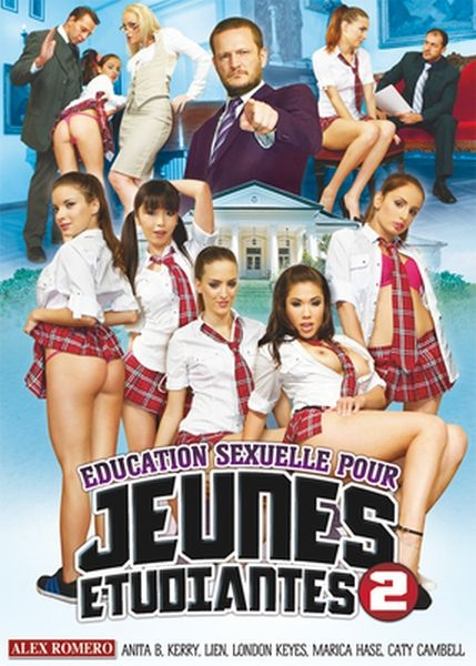 EducationSexuelle: London Keyes, Yanick Shaft, Caty Cambel, George Uhl, James Brossman, Lauro Giotto, Nick Lang, Anita B, Kerry, Lien, Marica Hase - Education Sexuelle Pour Jeunes Etudiantes [SD 360p] (1.12 Gb)