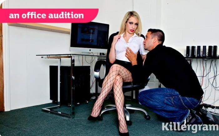 Chessie Kay - An Office Audition [SD 360p] - KillerGram