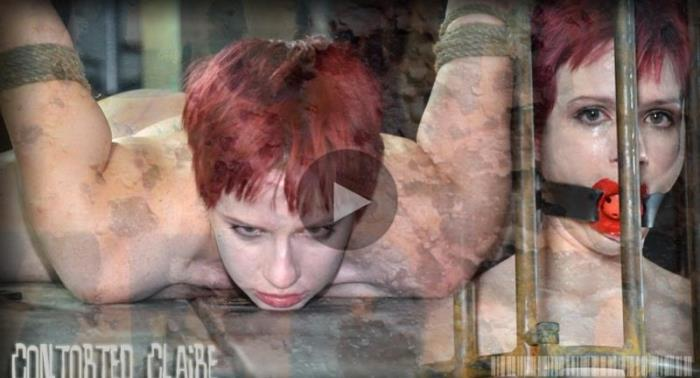 Claire Adams - Contorted Claire 2 [HD 720p] (765.6 Mb) Realtimebondage
