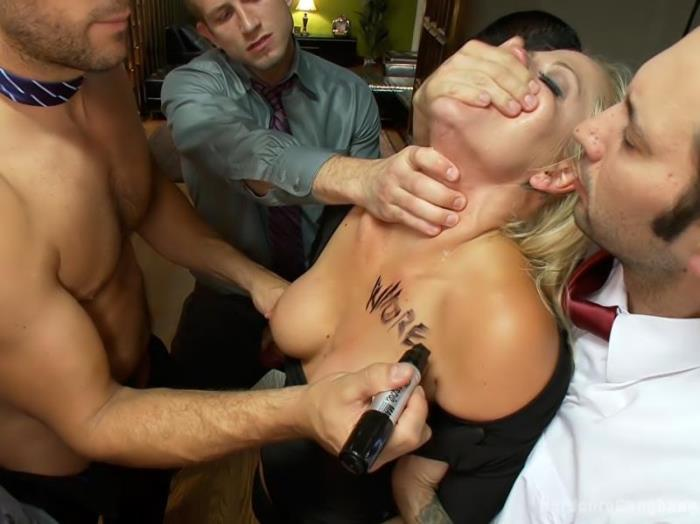 Kink - Holly Heart - Slut Wife Gets Slammed into Subspace [HD 720p]