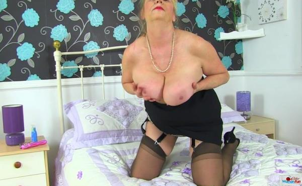 OlderWomanFun.com Elle Older Woman Fun 7 HD 720p