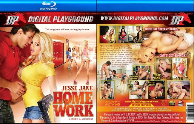 Jesse Jane: Homework (2019/HD/720p/4.38 GB)