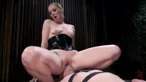 Delirious Hunter, Mike Panic - Denied & Punished: Dominating Delirious Hunter Destroys Filthy Liar [SD, 540p] [DivineBitches.com, Kink.com]