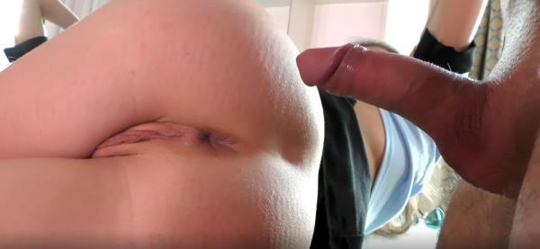 Mia Bandini - Police investigation. Ass to throat with anal creampie (2019/FullHD)