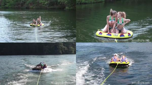 Jenny Jinx - Tubing with Jenny Blighe (2019/FullHD)