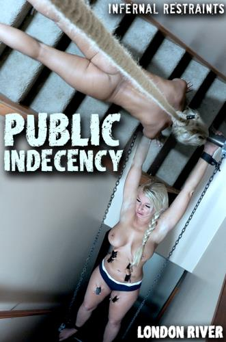 London River - Public Indecency [HD, 720p] [InfernalRestraints.com]