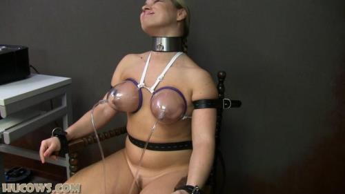 Olga - Udder Enlargement Training [FullHD, 1080p] [HuCows.com]