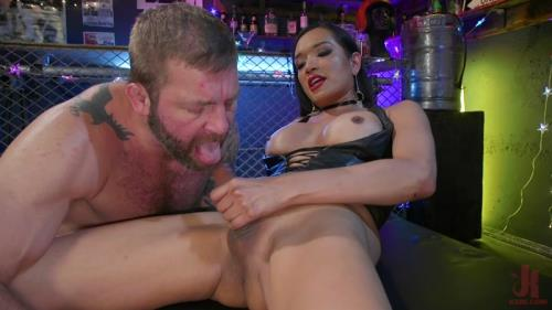 Jessica Fox, Colby Jansen - You're 86'd: Jessica Fox Fucks Muscled Troublemaker Colby Jansen [HD, 720p] [TSSeduction.com, Kink.com]