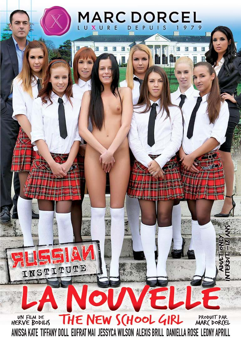 La Nouvelle The New School Girl (2019 / FullHD 1080p)