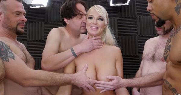 London River - GangBang Creampie 160 (2019/FullHD)