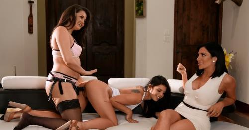 Jaclyn Taylor, Gina Valentina,Allie Haze - The Family Sexologist