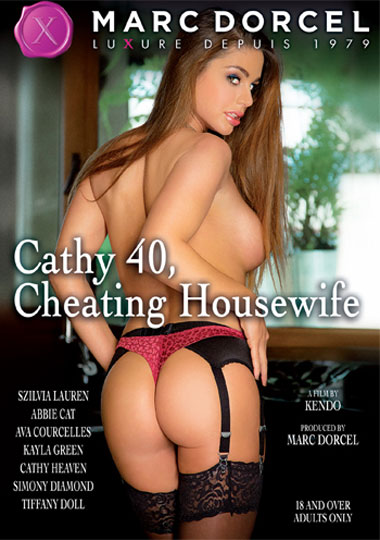 Cathy 40 Cheating Housewife (FullHD / 1080p / 2019)
