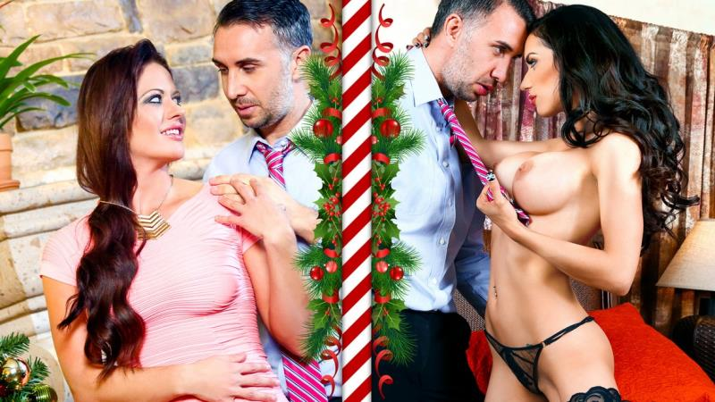 DigitalPlayground: Keiran Lee,Tia Cyrus Christmas Mistress [SD 480p]