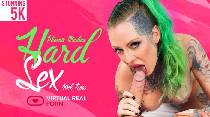 VirtualRealPorn - Nick Ross, Phoenix Madina - Hard Sex [2K UHD 2160p]