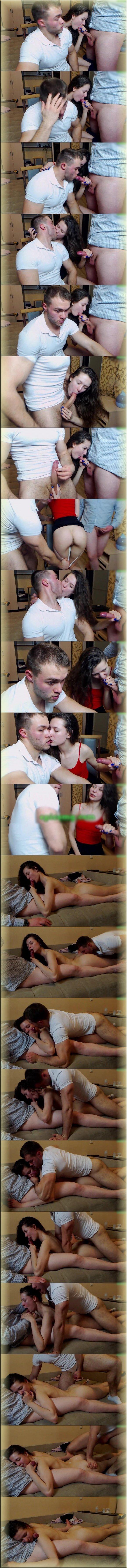Busty Teen Webcam Dance
