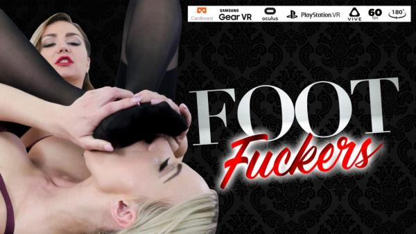 Nathaly Cherie,Victoria Puppy - Foot Fuckers (2019/UltraHD 2K)