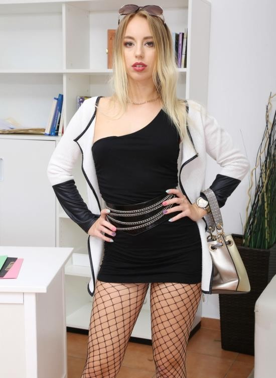 Stocking Anal Group Creampie Blond