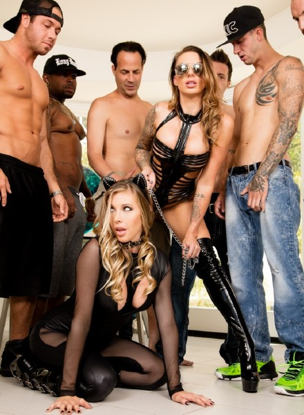 JulesJordan: Samantha Saint, Juelz Ventura - Followed With A Cum Cocktail! [HD 720p] (968.39 Mb)