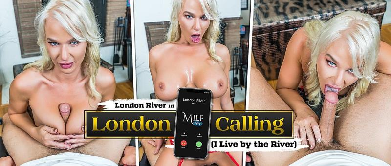 MilfVR: London River - London Calling (I Live by the River) (2019) 1600p WebRip