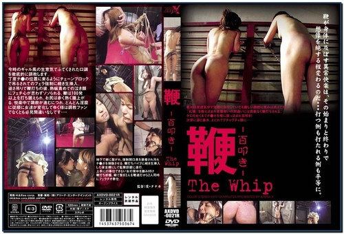 AXDVD-0021R Slapping One Hundred - Whip