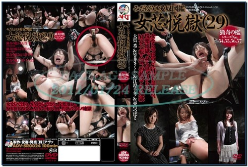 ADV-SR0024 Yue Core Prison Woman Crying Slutty Slave Book