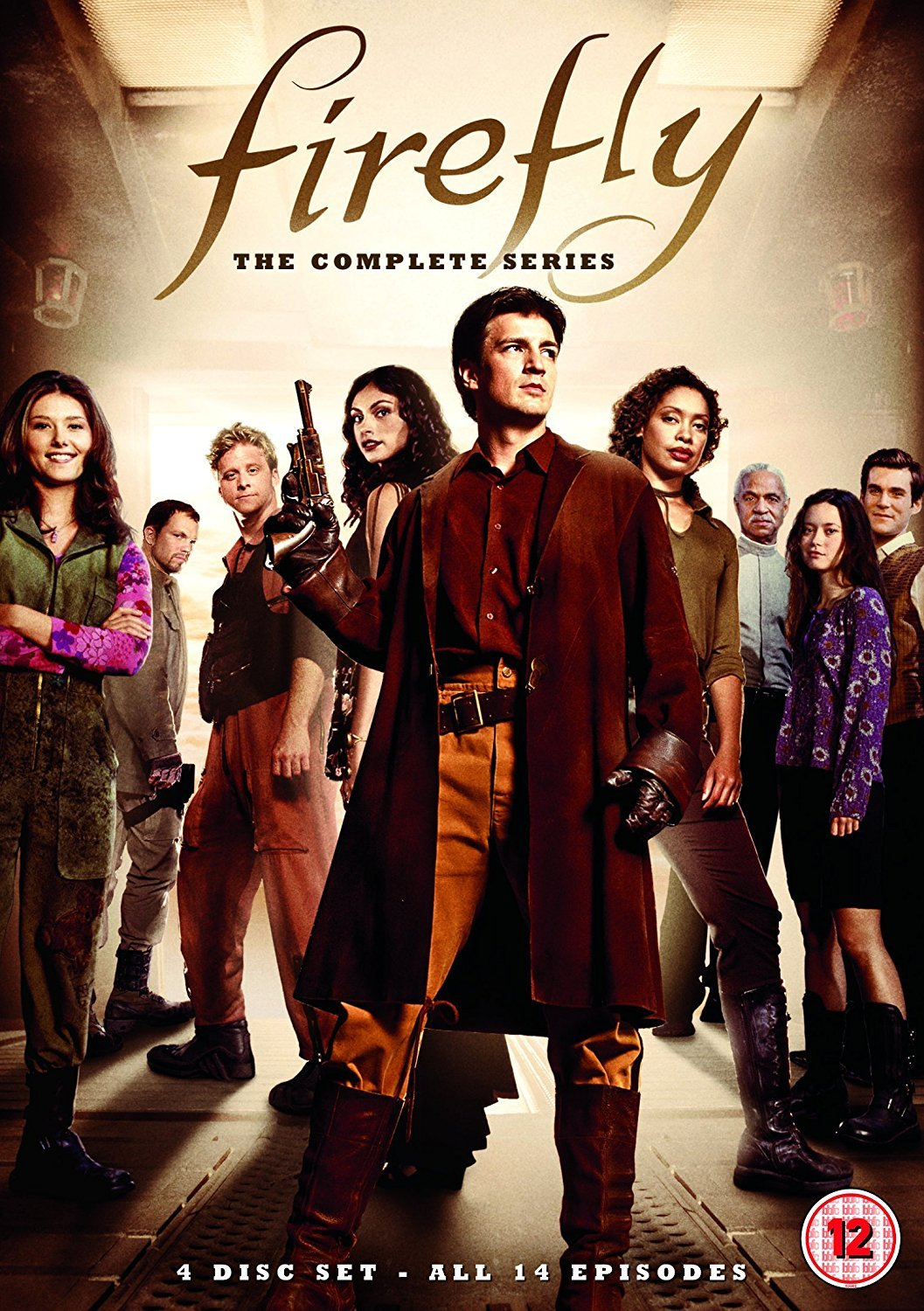 Firefly – Complete Series + Extras & Serenity Movie