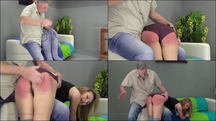 boyfriend-spanks-butt-naughty-pink