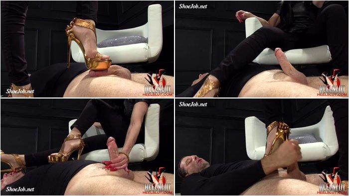 [Image: Femdom_BDSM_-_Jerk_Her_Heels_-_Heel_Slut.mp4.001.jpg]