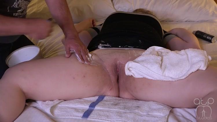 Spank shave diaper — photo 11