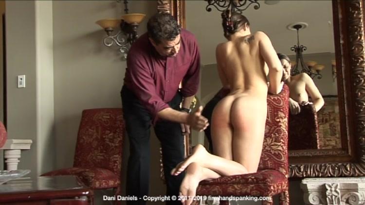 Dani daniels spanking