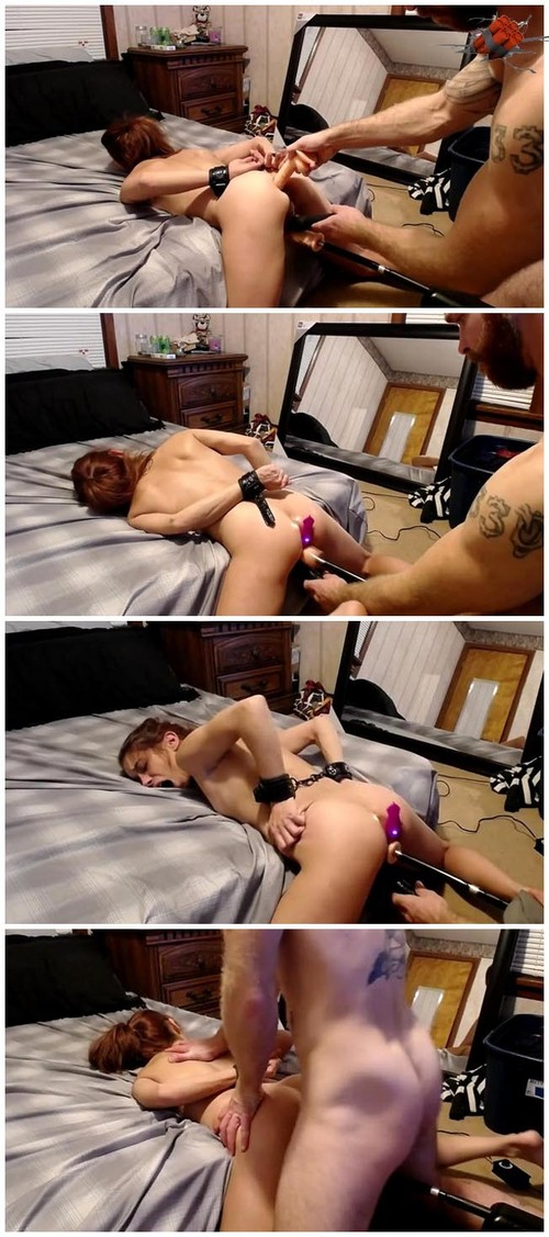 Sexy Teen Tied Up Fucked