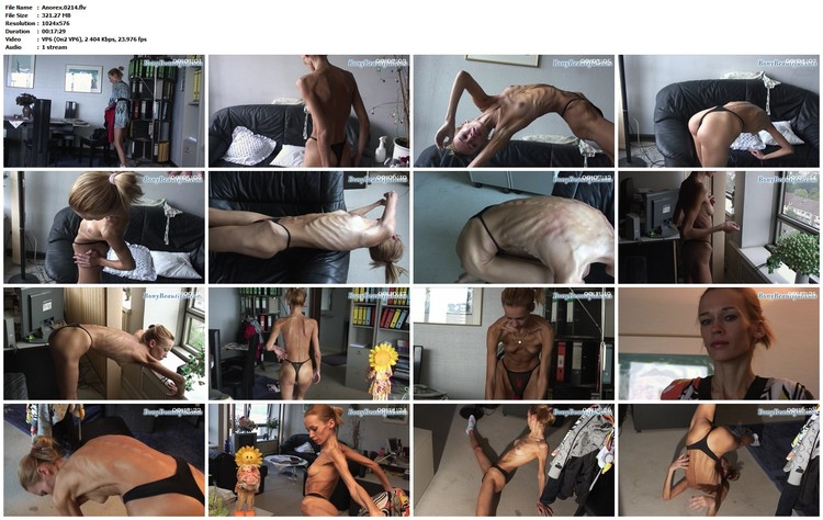 Anorexic porn images