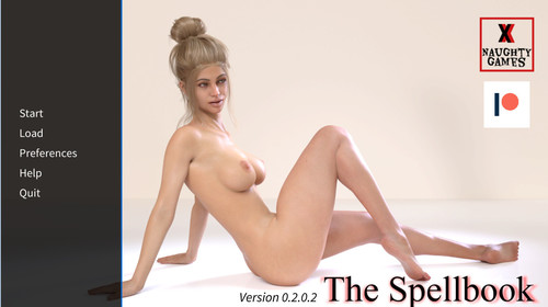 The Spellbook - Chapter 2 [Naughty Games]