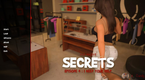 No More Secrets - Episode 4 + Walkthrough